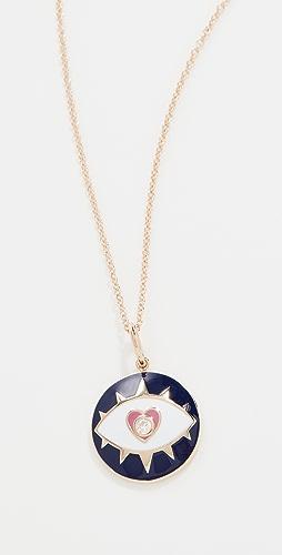 Gemma - Eye Necklace