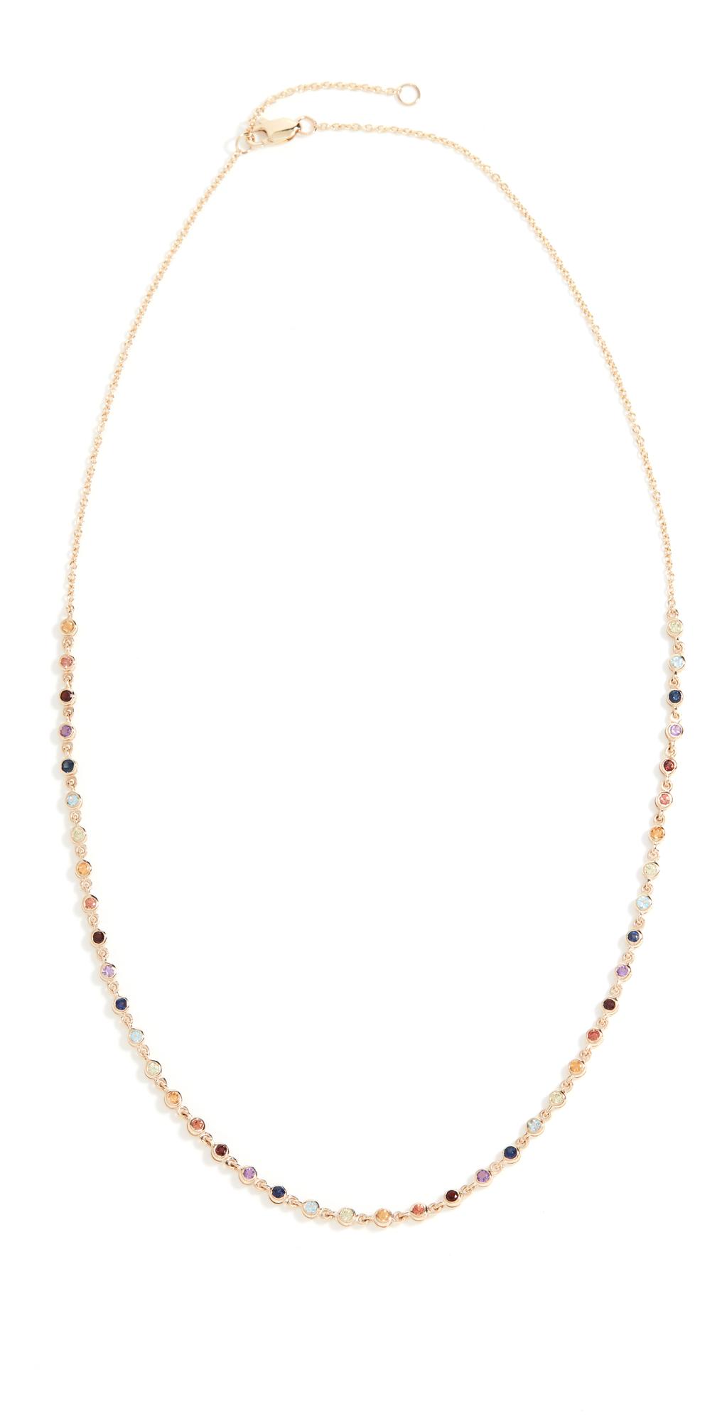 Tennis Necklace