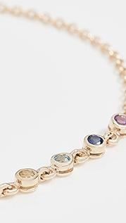 Gemma Tennis Bracelet