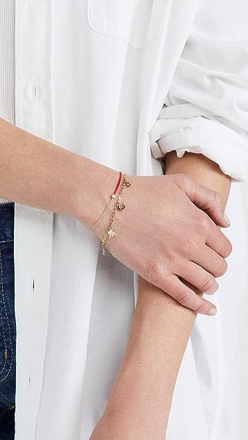 Gemma Square Bracelet