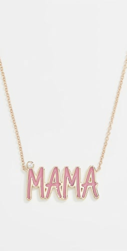 Gemma - Mama Necklace