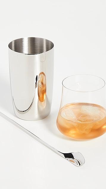 Georg Jensen Sky 3 Pcs Cocktail Set