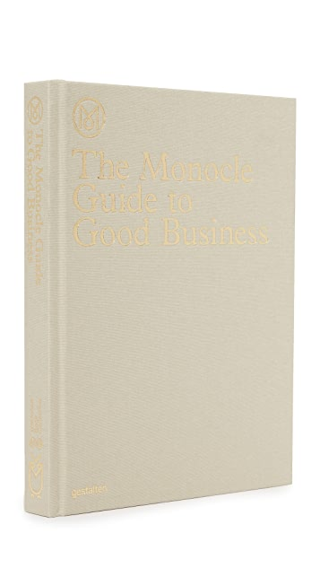 gestalten The Monocle Guide to Good Business
