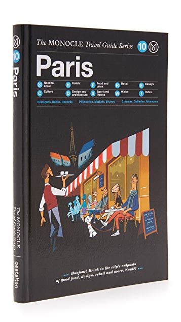gestalten Monocle Travel Guides: Paris