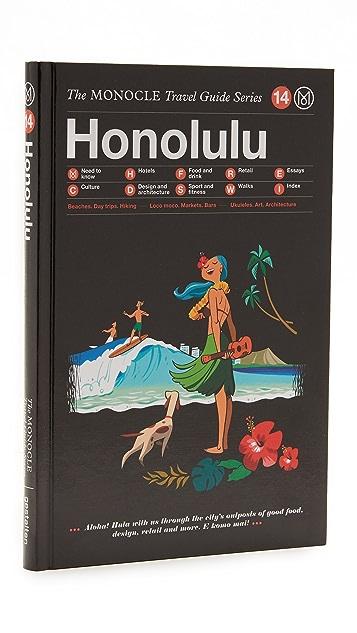 gestalten Monocle Travel Guides: Honolulu