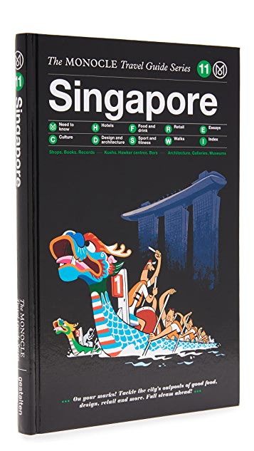 gestalten Monocle Travel Guides: Singapore