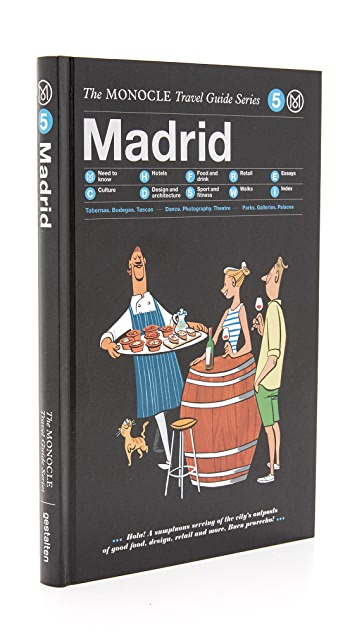 gestalten Monocle Travel Guides: Madrid
