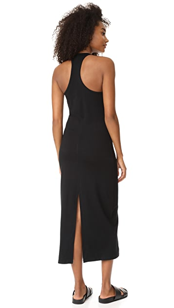 GETTING BACK TO SQUARE ONE Maxi Dress