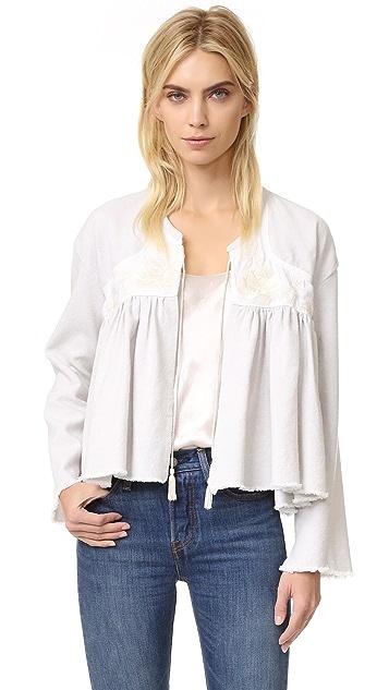 Giada Forte Embroidered Jacket