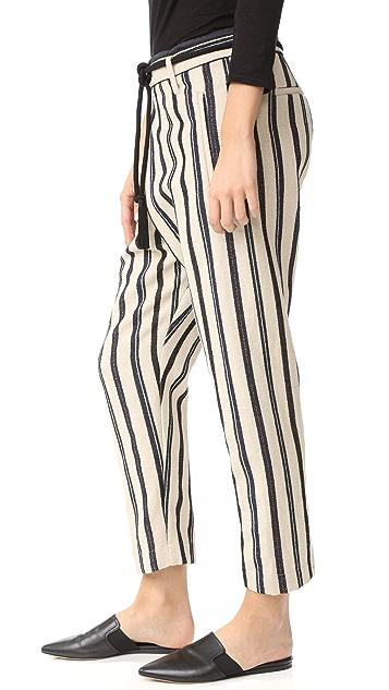 Giada Forte Striped Thai Pants