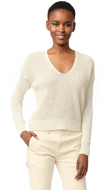 Giada Forte Alpaca English Sweater