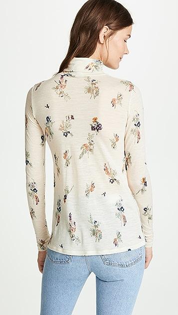 Forte Forte Highlands Flowers T-Shirt