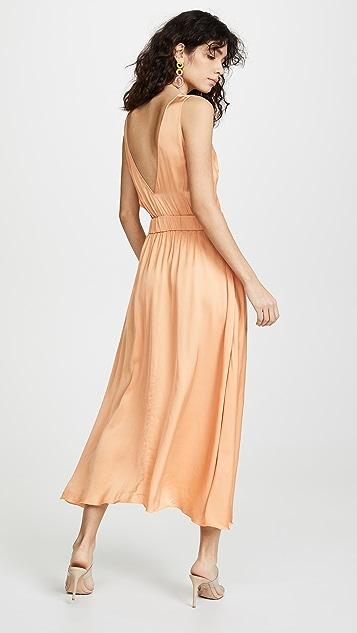 Forte Forte Back Neckline Dress