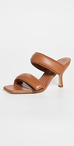 Gia Borghini - x Pernille Teisbaek Two Strap Sandals
