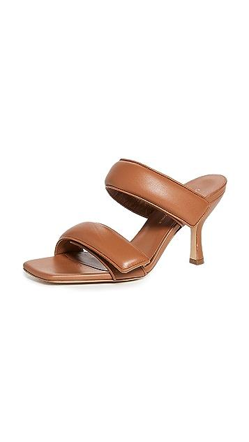 Gia Borghini x Pernille Teisbaek 双带凉鞋