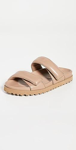 Gia Borghini - x Pernille Teisbaek 厚底凉鞋