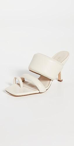 Gia Borghini - x Pernille Teisbaek 80mm Sandals