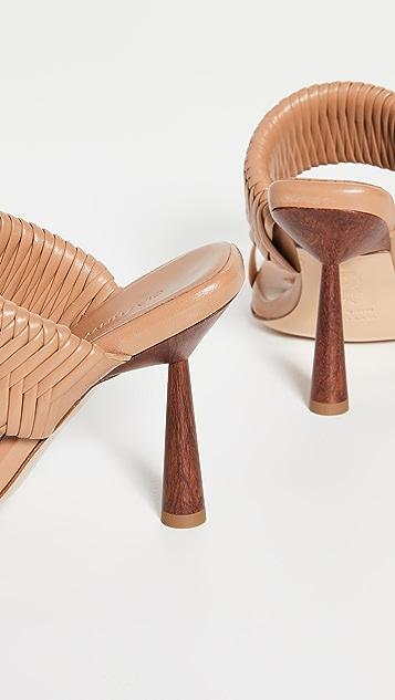 Gia Borghini x RHW Rosie 1 凉鞋