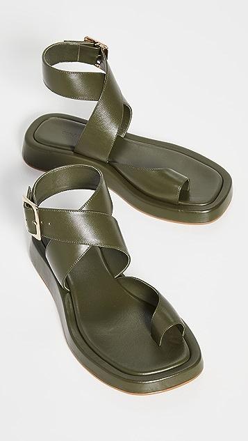 Gia Borghini x RHW Rosie 4 凉鞋