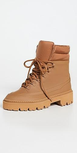 Gia Borghini - Terra Puffy Top Hiking Boots