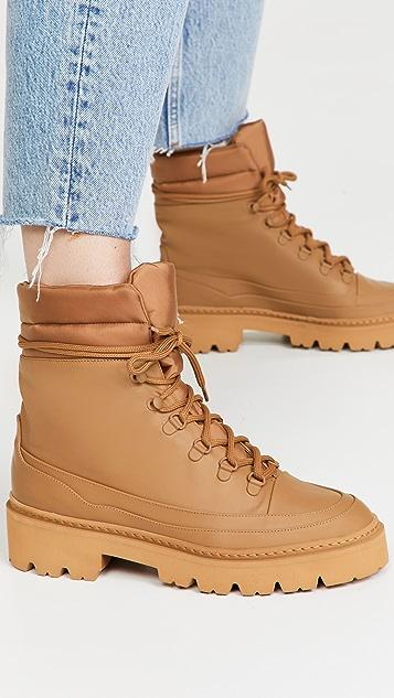 Gia Borghini Terra Puffy Top 登山靴