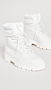 Gia Borghini Terra Puffy Top Hiking Boots