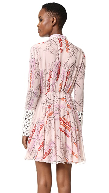 Giambattista Valli Long Sleeve Dress