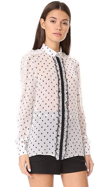 Giambattista Valli Long Sleeve Shirt