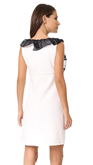 Giambattista Valli Sleeveless Mini Dress