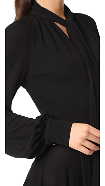 Giambattista Valli Tie Dress