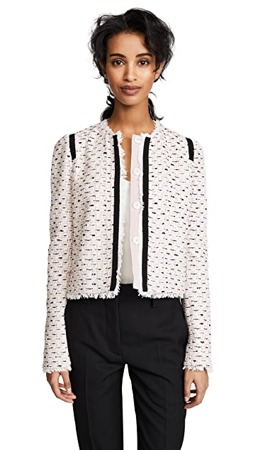 Giambattista Valli Tweed Jacket