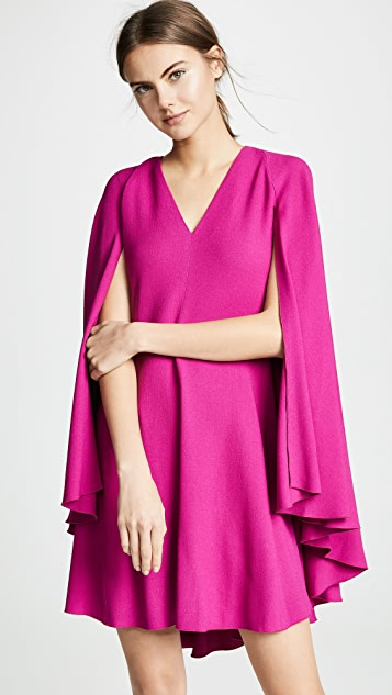 Giambattista Valli Cape Dress