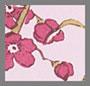 Rose Quartz/Primrose Vert