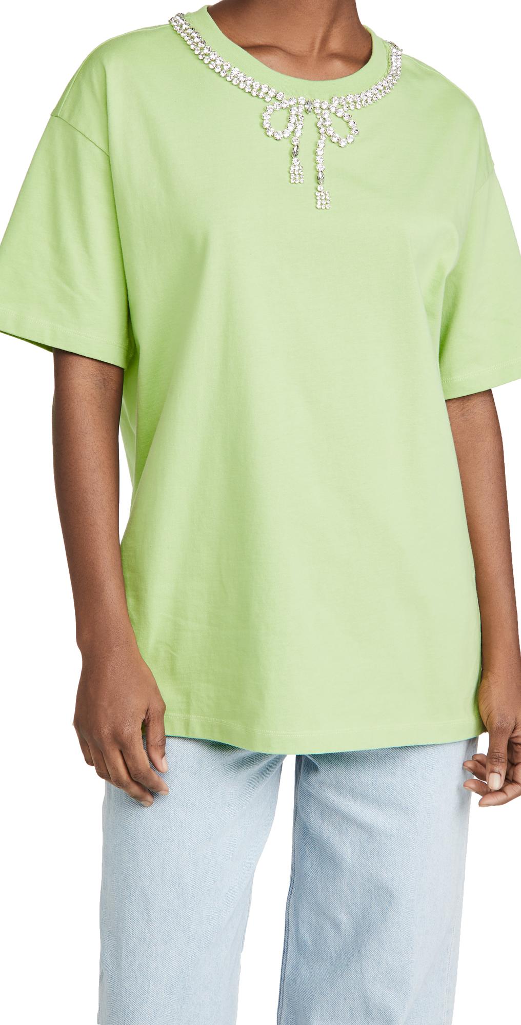 Giambattista Valli Bow T-Shirt