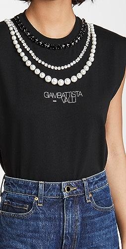 Giambattista Valli - Embellished T-Shirt