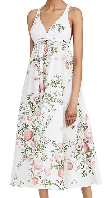 Giambattista Valli Floral Dress