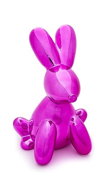 Gift Boutique Копилка в виде кролика из воздушного шарика