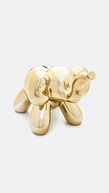 Gift Boutique Balloon Elephant Money Bank