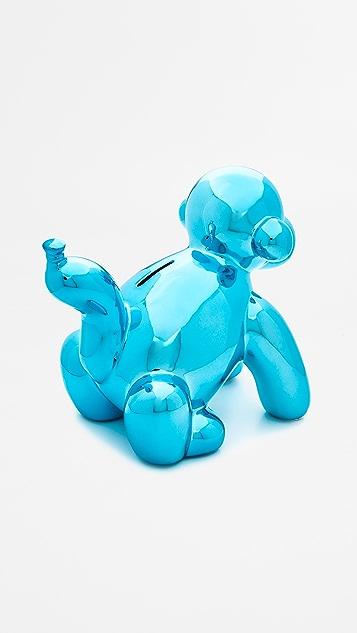 Gift Boutique Копилка в виде обезьянки из воздушного шарика