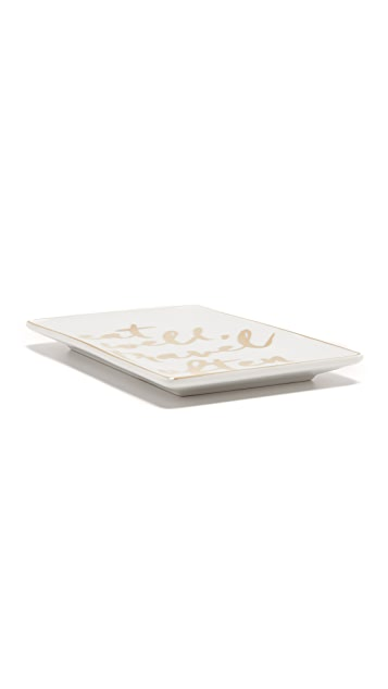 Gift Boutique Eat Well Tray