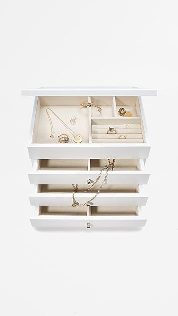 Gift Boutique Четырехуровневая шкатулка для украшений