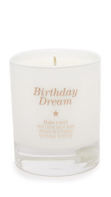 Gift Boutique Make a Wish for a Birthday Dream Candle