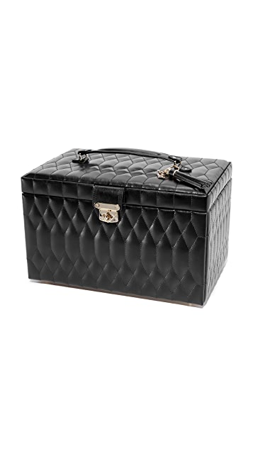 Gift Boutique WOLF Caroline Large Jewelry Case