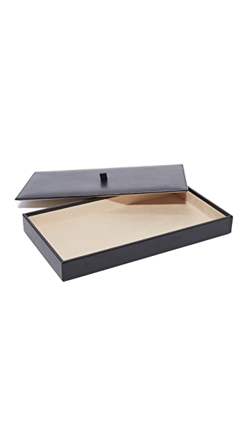Gift Boutique WOLF Vault Tray Set with Lid