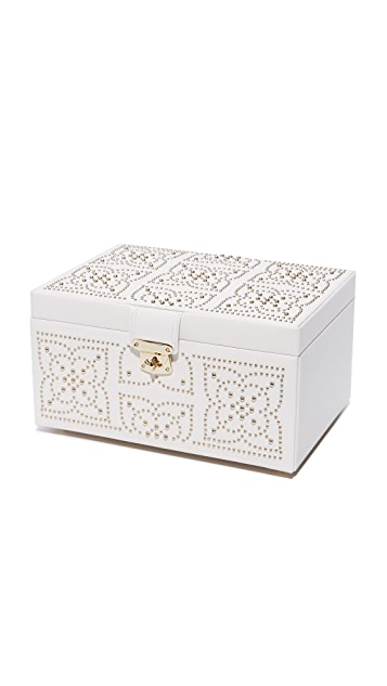 Gift Boutique WOLF Marrakesh Medium Jewelry Box