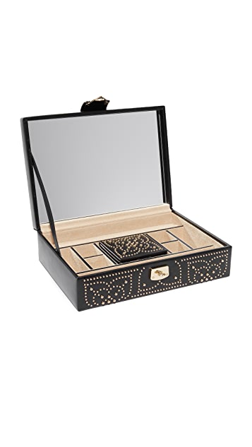Gift Boutique WOLF Marrakesh Flat Jewelry Box