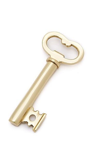 Gift Boutique Открывалка для бутылок/штопор Golden Key
