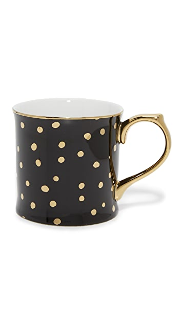 Gift Boutique Gold Dots Mug