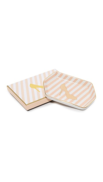 Gift Boutique Shoe Trinket Tray