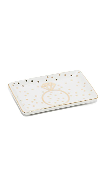 Gift Boutique Ring Trinket Tray